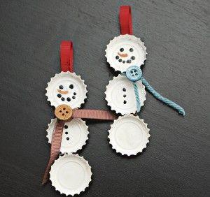 SL13 Noel Bonhomme CMYK WB 300x282 Projets de bricolage   Un Noël créatif
