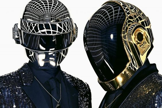 Daft Punk by Christian Anwander for GQ Magazine May 2013