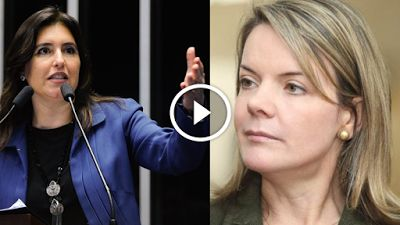 Senadora Simone Tebet desmascara petistas defensores de Dilma na Comissão do impeachment e repercute na web; veja