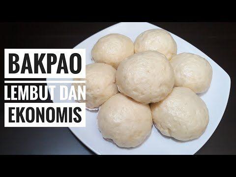 Bakpao Lembut Dan Ekonomis Resep Bakpao Lembut Dan Simple Youtube Food Hamburger Bun Simple