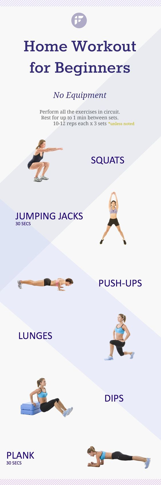 At home workouts, Home workouts and At home on Pinterest
