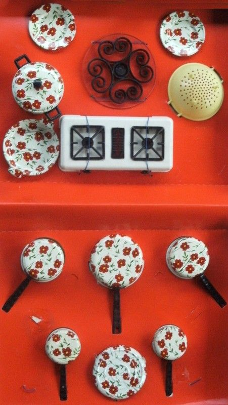 la dinette, cadeaux de Noël à la maternelle!