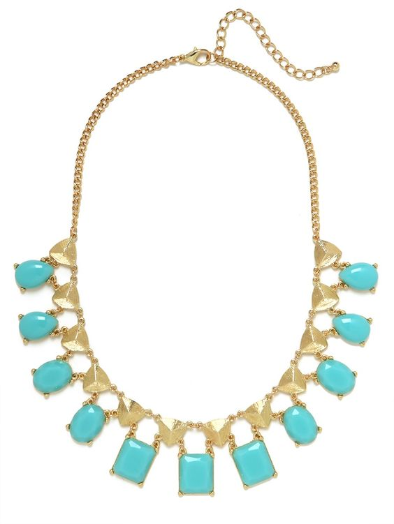 Turquoise Athens Gem Strand - New Arrivals - Just In