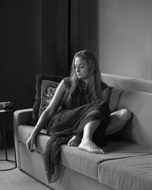 Sophie Turner - GQ Magazine Photoshoot (May 2016) VIsit  www.celebgalaxy.com