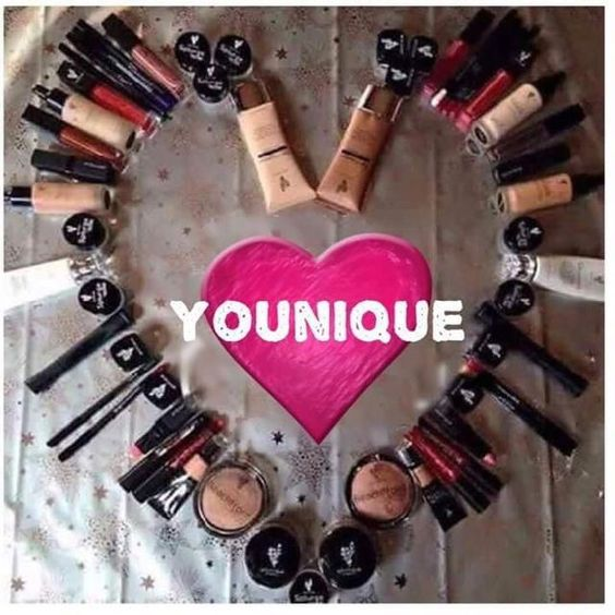 Love your makeup #younique