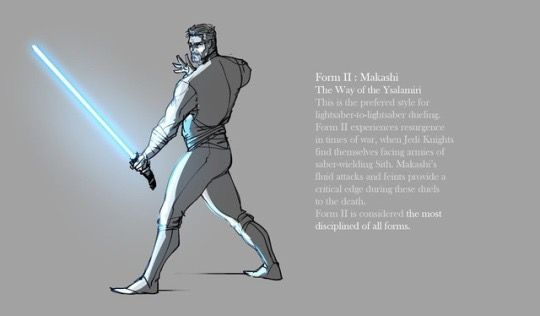 Lightsaber Form 2 Mskashi Dueling Style Star Wars Characters Pictures Star Wars Images Star Wars Facts