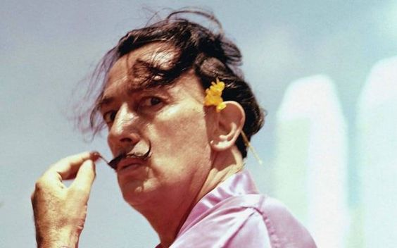 Salvador Dalí died 25 years ago today. The Surrealist artist remains…