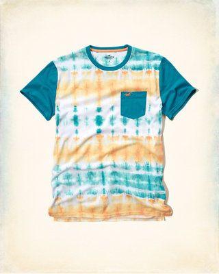 Camiseta de efecto lavado