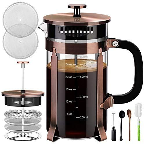 10 Best French Press Coffee Makers French Press Coffee French Press Coffee Maker Best French Press Coffee
