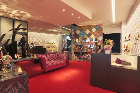 christian louboutin store rodeo drive