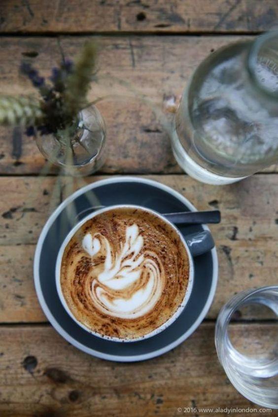 Coffee Indonesia Resep Kopi Latte Waktu Kopi