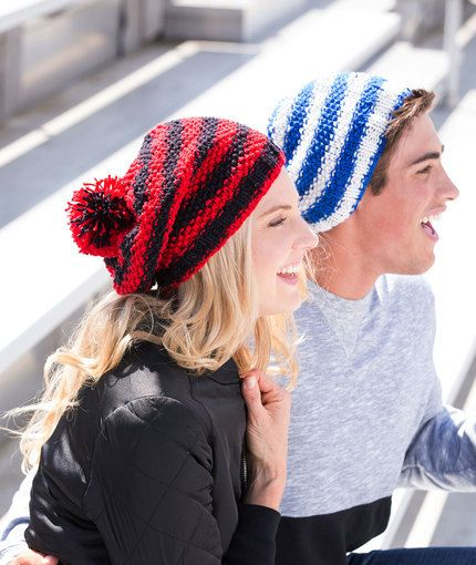Slouch Hat Knitting Pattern Circular Needles : Free pattern, Slouchy hat and Knit hats on Pinterest