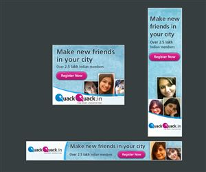 Adult dating banner ads