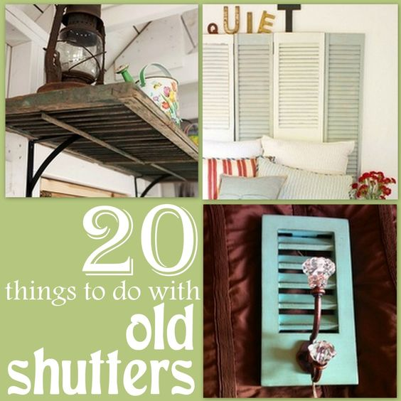 old shutters shutters and earth day on pinterest