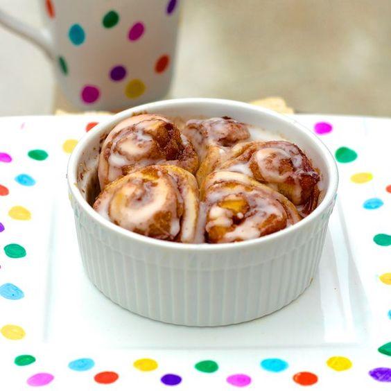 Cinnamon rolls, Toaster ovens and Cinnamon on Pinterest