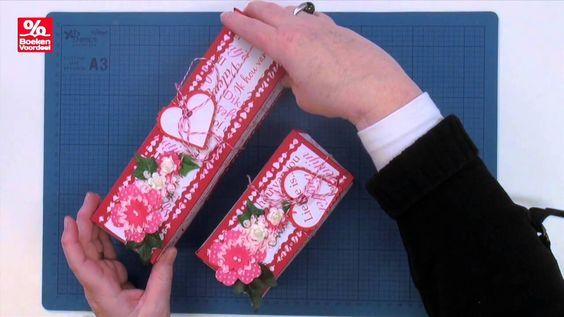 Verrassen op Valentijnsdag