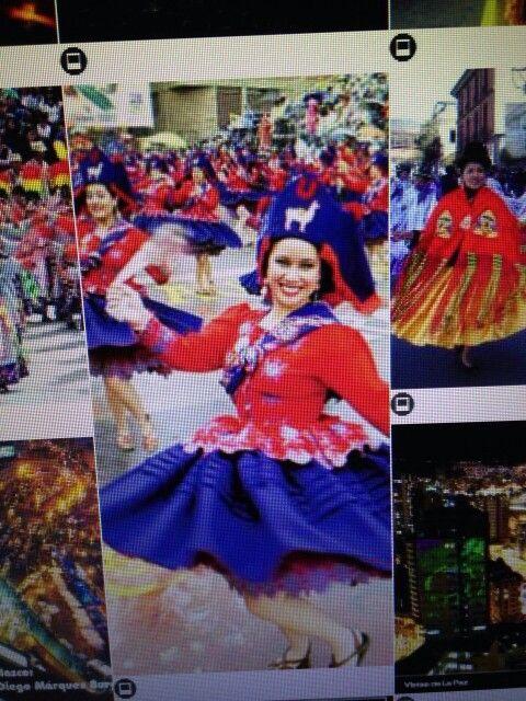 En la página web para votar por La Paz ciudad maravillosa