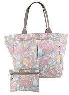 LeSportsac Printed Nylon EveryGirl Tote with Pouch