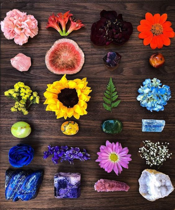 Different color of crystals to feng shui your home - Ourmindfullife.com