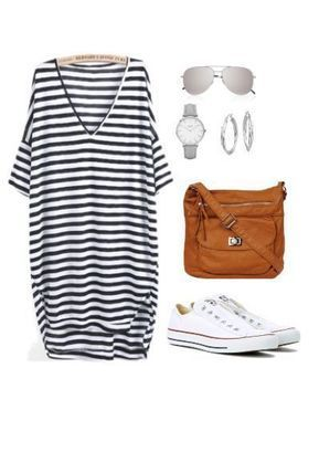 3 ways to wear converse while on vacation #traveloutfits #travel #vacation #outfitideas
