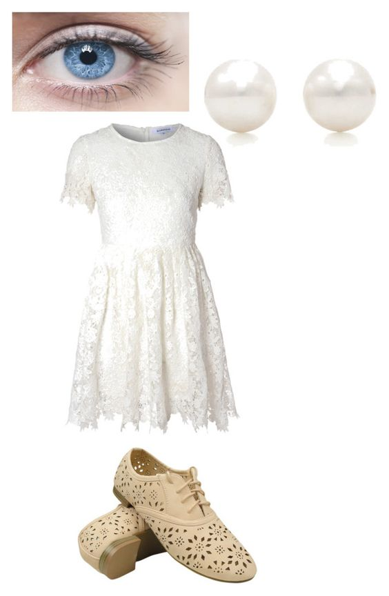 """""""Cecily 1"""" by jessicaconklin-1 on Polyvore featuring art"""