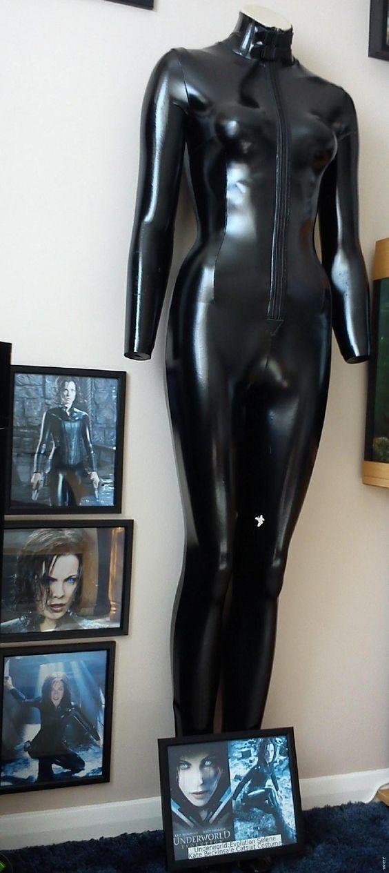 Kate Beckinsale In Latex Bukkake