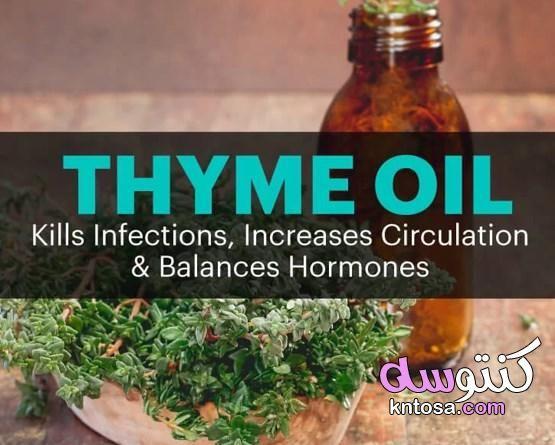 فوائد مذهلة لزيت الزعتر 2020 Thyme Oil Oils Hand Soap Bottle