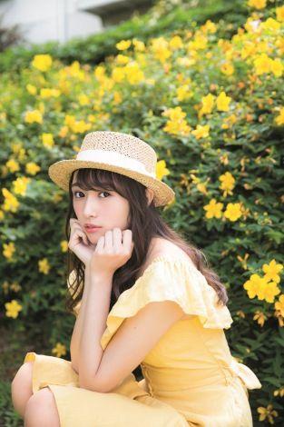 ファッション誌の専属モデルの渡辺梨加