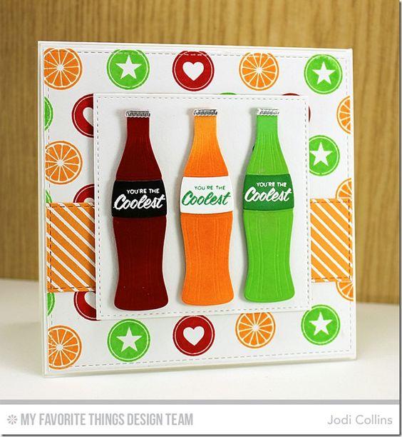 Featuring: LLD Soda Pop and LLD Soda Pop Bottles Die-namics!