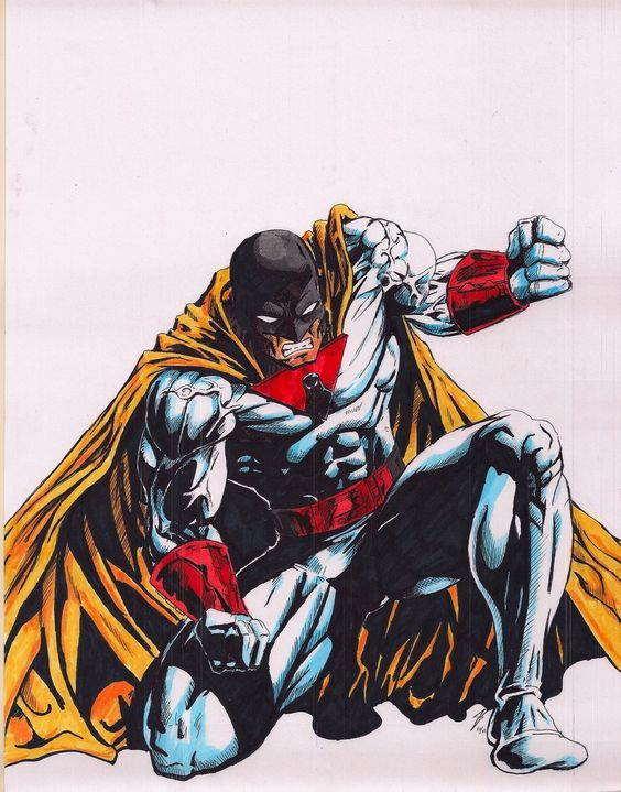 Space Ghost   Marvel Comics   Pinterest   Boss, Ghosts and ...