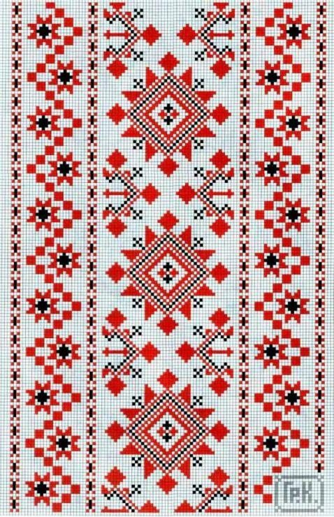 Gallery.ru / Фото #18 - Ukrainian Stitching Art - thabiti