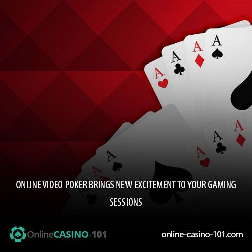 Get Paid For Playing Free Online Video Poker At These Sites