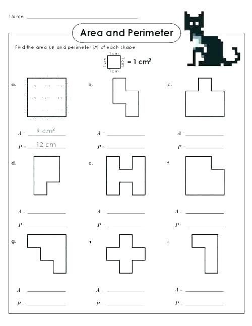 30 Area And Perimeter Worksheets For Grade 5 Math Worksheets For Grade 4 Perimeter A In 2020 Area And Perimeter Worksheets Perimeter Worksheets Grade 5 Math Worksheets
