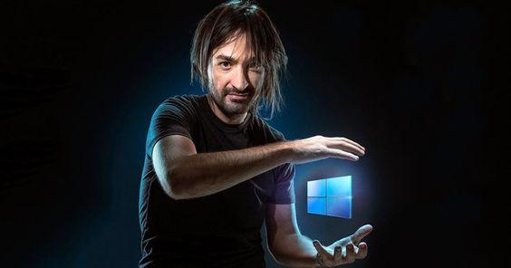 HoloLens le créateur Alex Kipman parle AR, des hologrammes, et de l'avenir - http://www.01news.fr/hololens-le-createur-alex-kipman-parle-ar-des-hologrammes-et-de-lavenir #AlexKipman, #Hololens, #Microsoft, #Windows, #WindowsAR, #WindowsVR