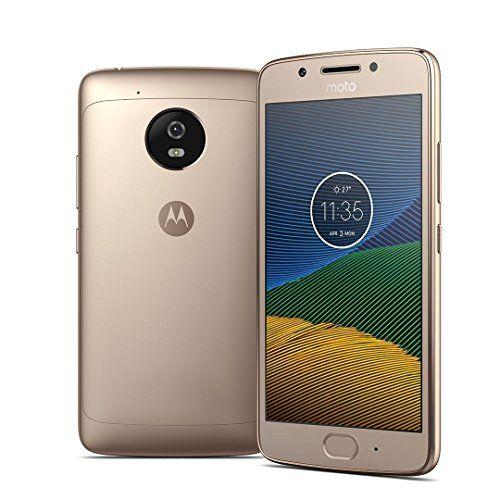 Motorola Moto G5 Xt1676 Gold Dual Sim 5 Inch 16gb Gsm Unlocked