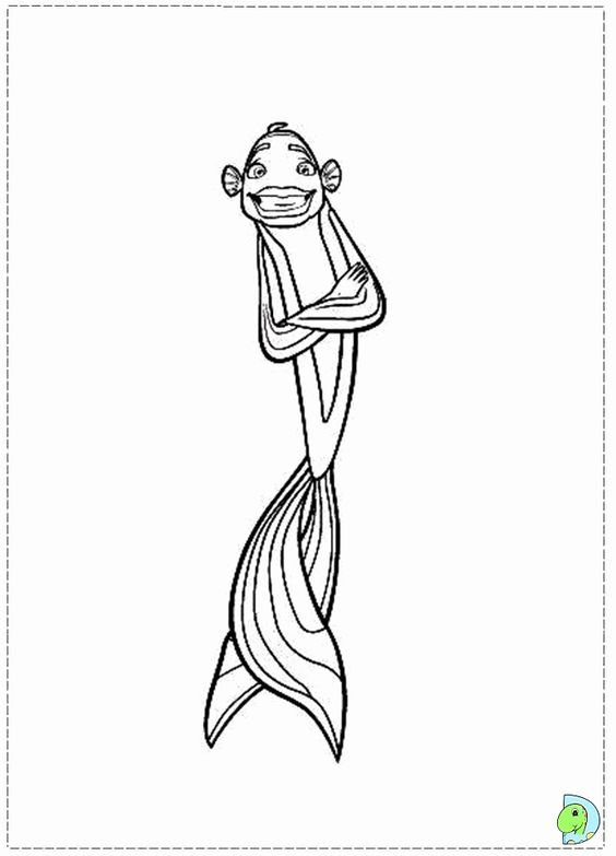Free Printable Shark Tale Coloring Pages Beautiful Shark Tale Coloring Pages To Print Shark Tale Coloring Pages Coloring Pages To Print