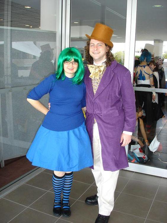 Willy wonka costume, Costumes and Willy wonka on Pinterest - photo#25