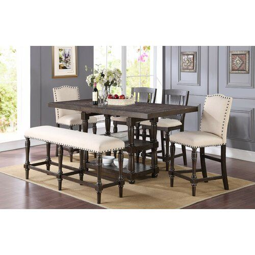 25+ Infini furnishings 9 piece counter height dining set Trending