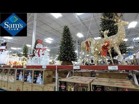 227 Sam S Club Christmas 2018 Section Christmas Trees Decorations Ornaments Ho Storing Christmas Decorations Christmas Tree Decorations Christmas Tree Shop