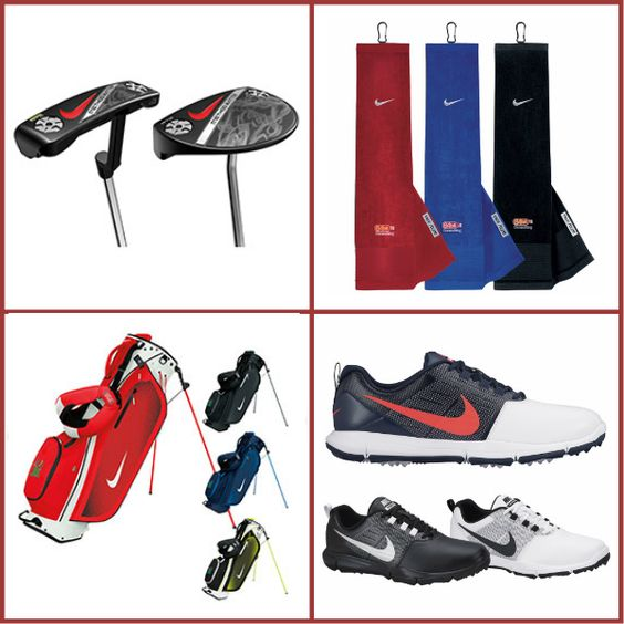 New Nike Golf Promotional Products from HotRef.com