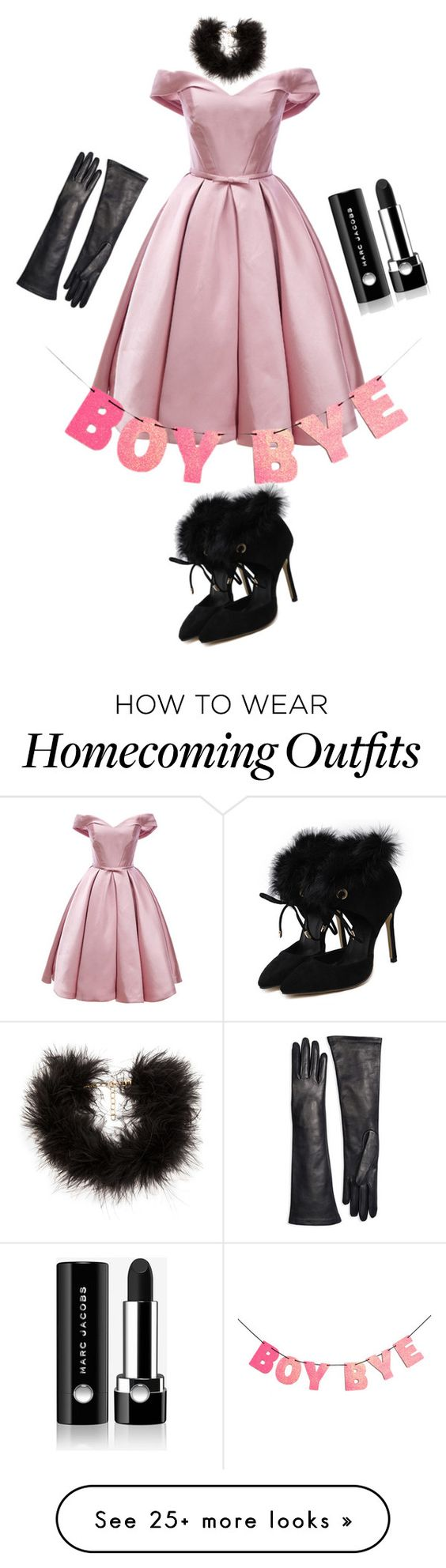 """""""looking cute but definitely not for you boi"""" by littykitty27 on Polyvore featuring Frasier Sterling, Brooks Brothers and Marc Jacobs"""
