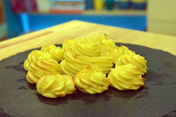 Batatas duchesse