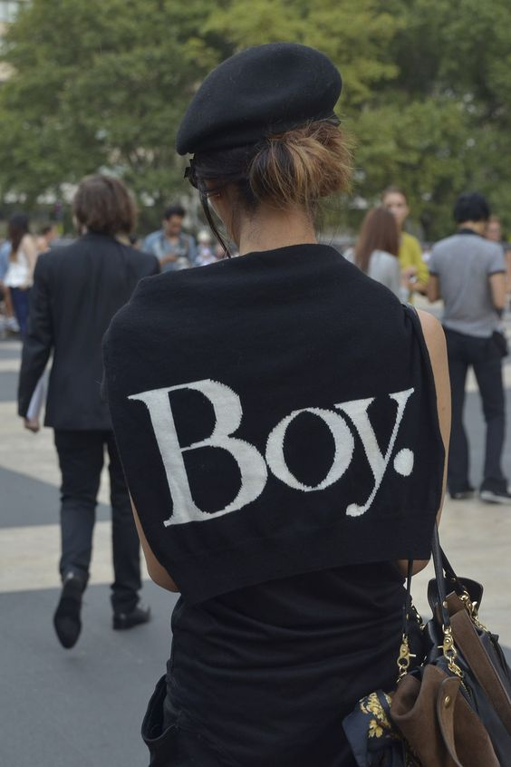 Street Style Mercedes-Benz Fashion Week Nueva York primavera verano 2013 | Galería de fotos 17 de 245 | Vogue