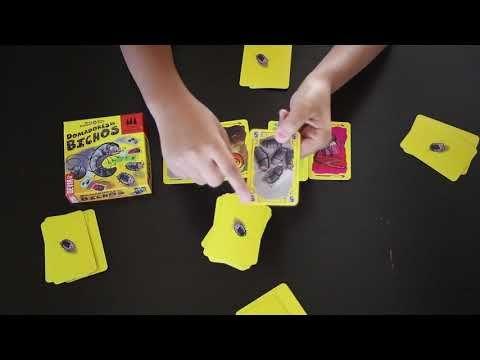 Cómo Jugar Domadores De Bichos Youtube Bichos Jugar Juegos De Mesa
