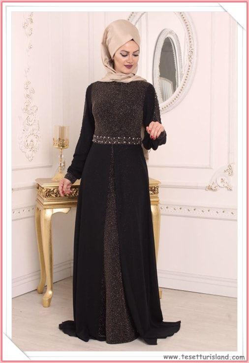 Yasamdiyari Com Aksamustu Giysileri The Dress Siyah Abiye