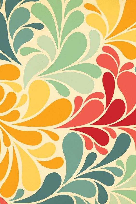 Vintage Floral Iphone Wallpaper Tumblr Pattern 6790