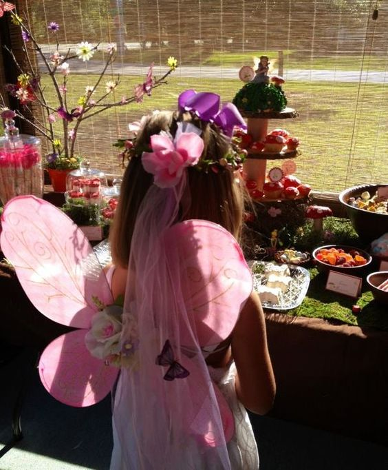 Woodlands Fairy Part: Designed, Created, Crafted and decorated by A Dream 2 Reality Events  Facebook.com/ADreamtoReality