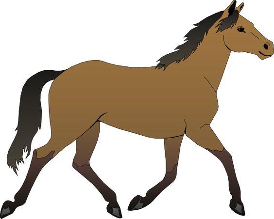 Clip Art Pony Clipart horse clip art running vector online royalty free