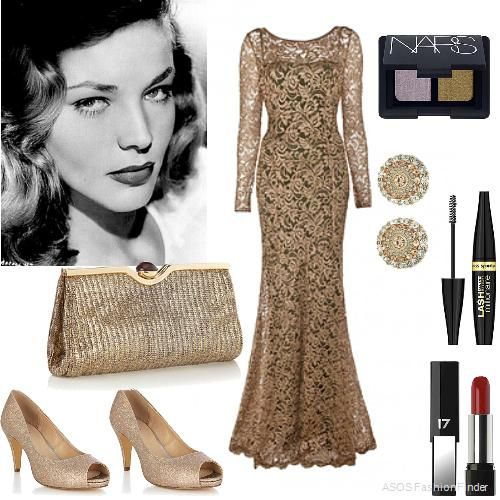 Old Hollywood Glamour Women 39 S Outfit Asos Fashion Finder Old Hollywood Glamour Pinterest