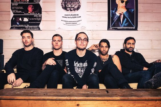 Deafheaven Download Fest Madrid